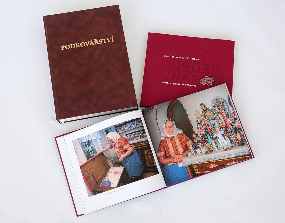 Knihy – Tisk Pálka