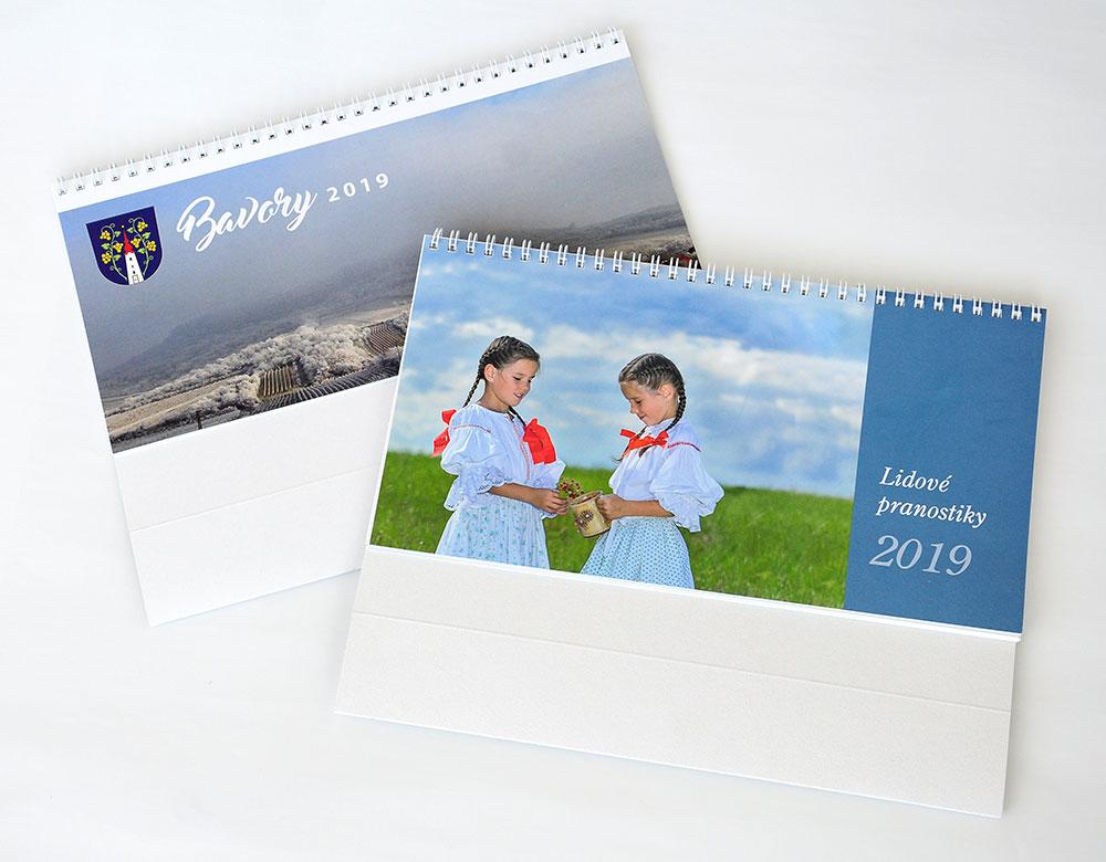 Kalendáře – Tisk Pálka
